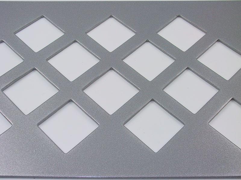 菱形孔冲孔板